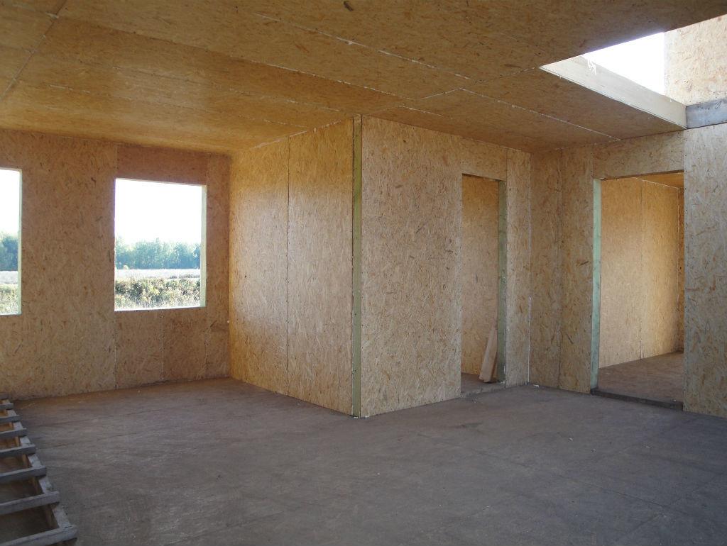 внутренняя отделка дома в кредит